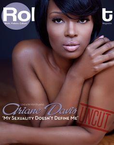 'Love & Hip Hop Atlanta's' Ariane Davis uncut