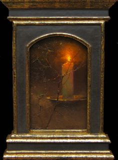 Brent Cotton, 1972 | Tonalist/Luminist painter