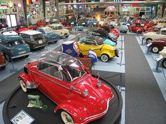 Microcar Museum up for auction 2/15/13-2/16/13