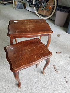 Decor, Furniture, Vanity, Vanity Bench, Side Table, Deco, Table, Home Decor, Vintage