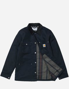 Carhartt WIP - Michigan Chore Coat dark navy