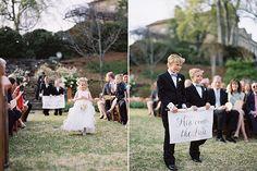 Brides: A Flower-Filled Spring Wedding at a Nashville Estate
