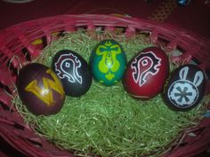 """""""Noblegarden"""" inspiration for the artistic //Geeky easter eggs by Devilflower-chan"""