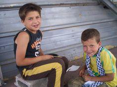 No todos los niños palestinos pueden asistir a la escuela. Crédito: Mel Frykberg/IPS  http://www.flickr.com/photos/ipsnoticias/5161436801/