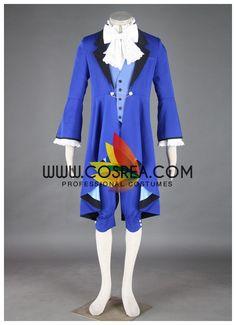 Black Butler Ciel Phantomhive His Butler Omnipotent Cosplay Costume
