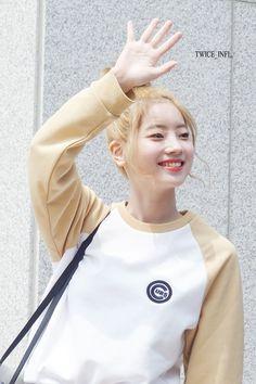 Twice-Dahyun 170505 어린이에게 새생명을