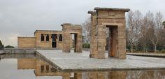 Visitas al Templo de Debod - http://www.absolutmadrid.com/42360-2/