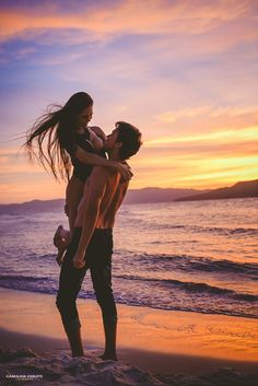 Infatuation Vs Love: What Is Infatuation Relationship Goals, True Love, Beauty, Romance, Couple Goals, Couple In Love, Photo Couple, Cute Couples Goals, Couple On The Beach, Cute Couple Pictures, Summer Pictures, Couple Photos, Beach Photos Couples