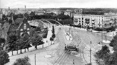 BERLIN-Halensee um 1880, Kurfürstendamm 116-118, Henriettenplatz