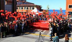 RTEÜ öğrencileri 15 Temmuz Şehitlerini unutmadı