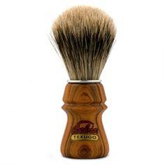 Semogue 2015 Silvertip badger hair shaving brush with a wooden handle. Badger Shaving Brush, Wooden Handles, Brushes, Hair, Blushes, Paint Brushes, Strengthen Hair