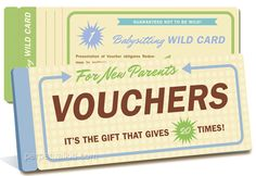 new parent vouchers Emily Prudente I know what I want for Christmas!!!