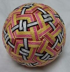 Temari - oh wow....look at this one!
