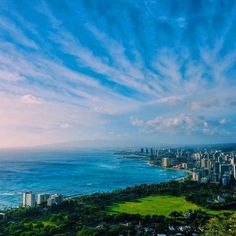 Waikiki .  Credits to @alidavdh .  #waikiki #amazingplaces #wonderfulplaces #travel #travelgram #instatravel