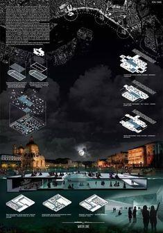 Bildergebnis für plakat layout architektur