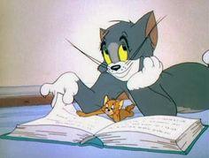 Dibujos para colorear. Maestra de Infantil y Primaria.: Tom y Jerry