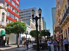 Rua XV (rua das flores)