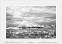 SEASCAPE II...a new image in my Black and white range...spoil yourself or someone close with one of my images..there is a euphoric feeling in this image..all my work is taken in one frame and never cropped or manipulated...adding to the great mystery of life...enjoy..Love Marlene
