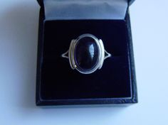vintage women s925 silver cabochon amethyst lavender engagement solitaire ring