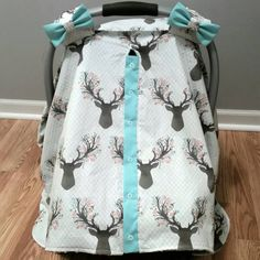 Check out this item in my Etsy shop https://www.etsy.com/listing/496263794/minky-car-seat-canopy-car-seat-cover-car