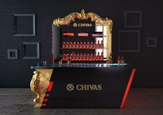 Chivas Whisky POP