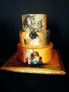 The Cake Artist Gina Vaccarino : Mad Hatter for Jovana Cake by wildcat Wonderland Cakes ...