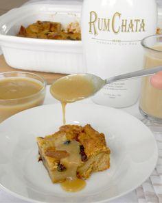 RumChata Bread Pudding