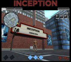 Stand in Leonardo Di Caprio's shows in the INCEPTION game MIND CRIME. Read more here.