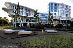 Business_Garden proj JSK Architekci ,RS Architektura Krajobrazu,from bryla.pl