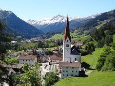 St. Anton am Arlberg-St. Jakob am Arlberg (Landeck) Tirol AUT