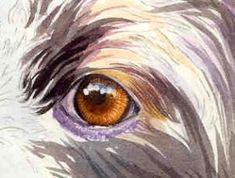 Watercolor Dog Portrait Step-by-Step Tutorial                              …