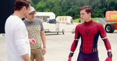 Spider-Man Crashes the Civil War Set in New Behind-the-Scenes Video -- Go behind-the-scenes with Tom Holland as he practices his fight moves in a new preview video from the Captain America: Civil War Blu-ray. -- http://movieweb.com/captain-america-civil-war-spider-man-behind-scenes-video/