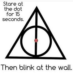 Harry Potter One of the best optical illusion. - Harry Potter One of the best optical illusion. Harry Potter Jokes, Harry Potter Pictures, Harry Potter Fandom, Harry Potter World, Illusions Mind, Funny Illusions, Cool Optical Illusions, Art Optical, Eye Tricks