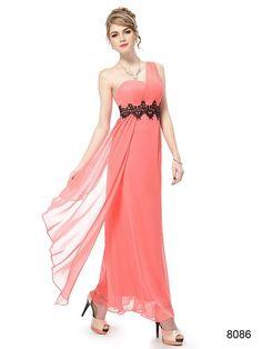 ワンショルダーのビューティーロングドレス♪ - ロングドレス・パーティードレスはGN|演奏会や結婚式に大活躍!