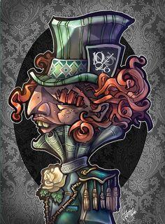 Cool Illustrations by Timothy John Shumate