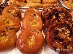 40년 전통을 이어온 광주 대표 빵집 궁전제과. 달콤하고 부드러운 빵들이 한 가득 ~!