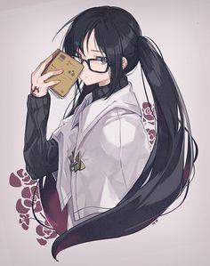Character Concept, Character Art, Character Design, Guerra Ninja, Emo Anime Girl, Brunette Girl, Anime Style, Anime Characters, Manga Anime
