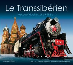 Transsibérien train Moscou Vladivostock