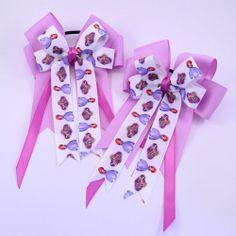 Purple Princess Equestrian - Pluff Bows Boutique Bows, Bow Ties, Equestrian, Hair Bows, Princess, Purple, Hairbows, Bowties, Horseback Riding