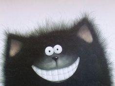 Kitty Art - Rob Scotton