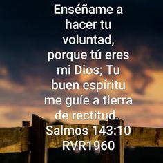 Salmo 143:10