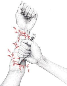 This is so deep. I am crying inside because it must be so hard for people who self harm because it must hurt and it must be an addiction to do and ya just if you self harm please know I still think that you are beautiful with your scars and that your always worth it no matter what people do or say to you