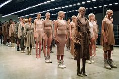 Yeezy Season 2. Like the color palette again