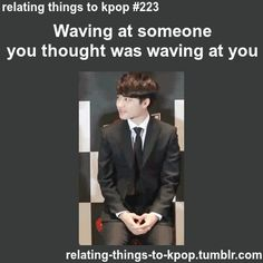 D.O, I've done the same thing