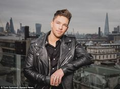 No romance: X Factor winner Matt Terry has insisted Freddy Parker is 'like a little brother' to him in the wake of fans' claims the pair shared a kiss on Sunday night's final of the show My Boyfriend, Factors, Friendship, Romance, Celebs, Brother, Kiss, Spain, Sunday
