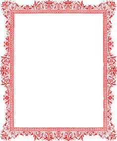 Decorative Borders For Word Documents - Clipart library - Clip Art Library Page Borders Free, Page Borders Design, Border Design, Borders For Paper, Borders And Frames, Bio Data For Marriage, Floral Frames, Microsoft Word 2007, Microsoft Office