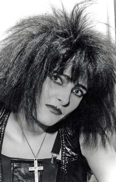 Siouxsie.........From nickdrake.tumblr.com