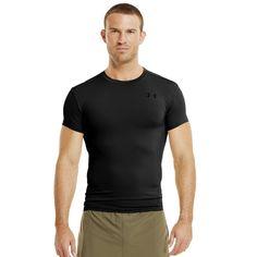 Men's Tactical HeatGear Compression Short Sleeve T-Shirt ($21.99)