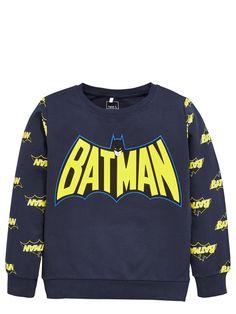 Batman Boys Batman Logo Sweatshirt