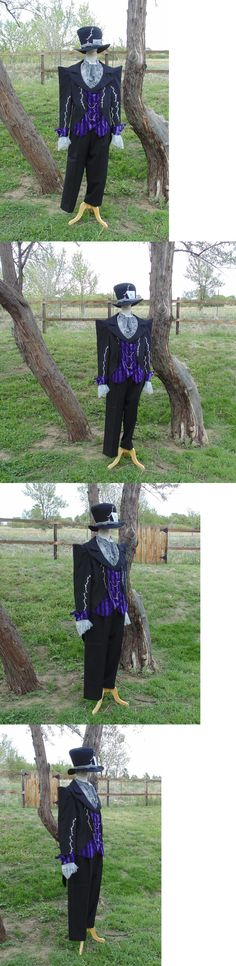 Halloween Costumes Couples: Men M-L Full Amazing Scary Mad Hatter Complete Costume Halloween Alice Couple -> BUY IT NOW ONLY: $145 on eBay!